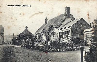 Chiseldon old postcards