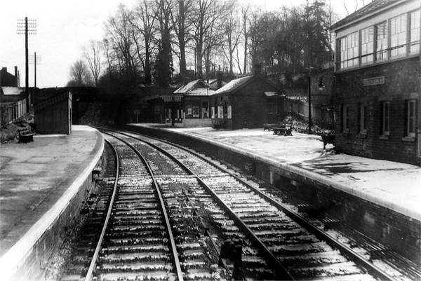 Chiseldon station