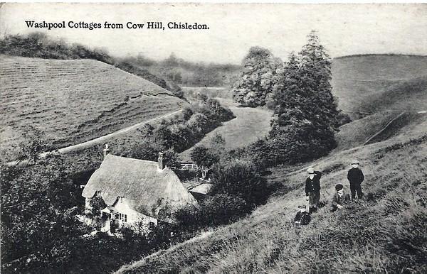 Washpool cottages