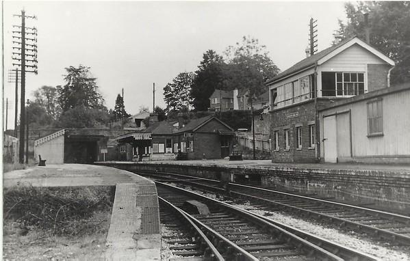 Chiseldon Station