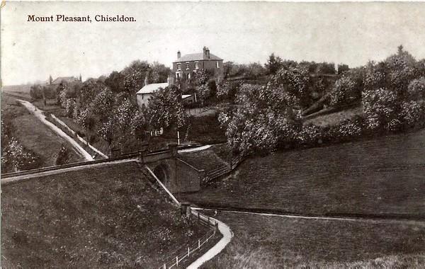 Mount Pleasant with Cuckoo Bridge