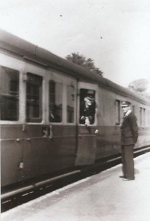 Station Master Webb