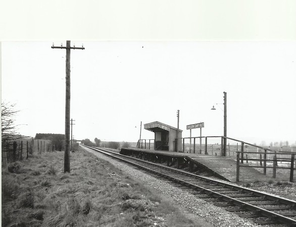 Chiseldon Camp Halt Line 1930`s