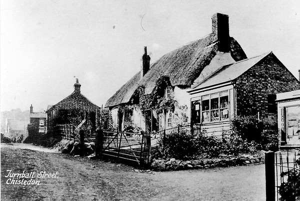 Chandlers shop and cottage with tea rooms 1880`s...how I would love to go back in time and enjoy a cup of tea in there...