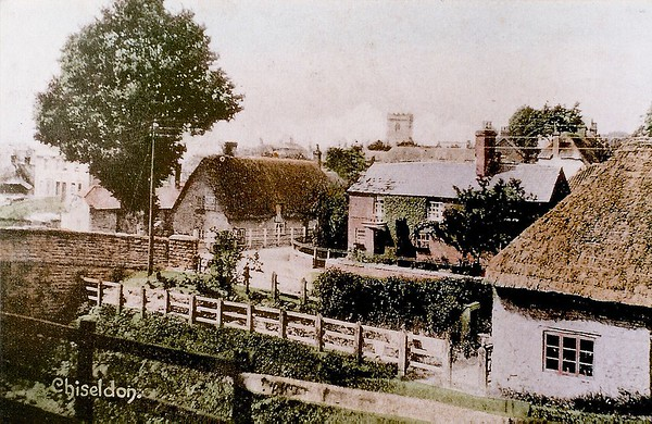 Elm Tree and Foundry House 1890