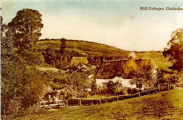 Mill Cottages 1920`s