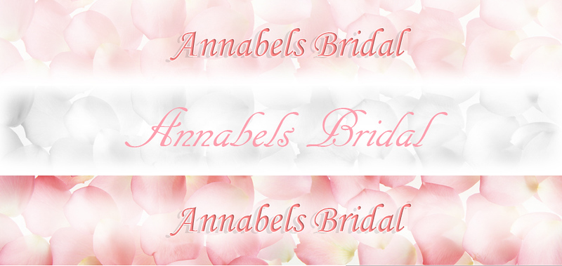 Annabel's Bridal - Custom banners