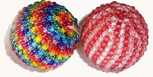 beaded beads - variety seedbeads - 11/0