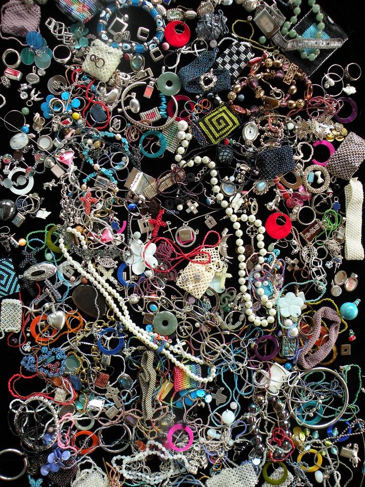 Jewelry explosion