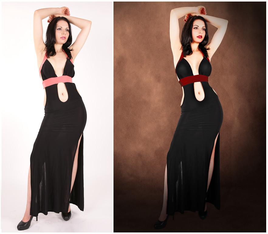 model: Steff Angelova