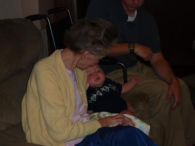 Gramps and Grandmama