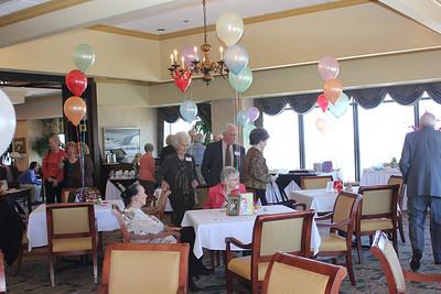 Grandpa's 90th Birthday - University Club