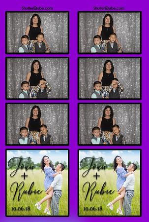 Toan + Rubie Wedding Day!