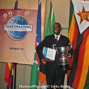 2014 Conference in Pretoria - District 74
