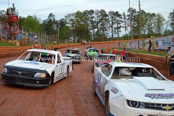 Toccoa Raceway April 15th 2017