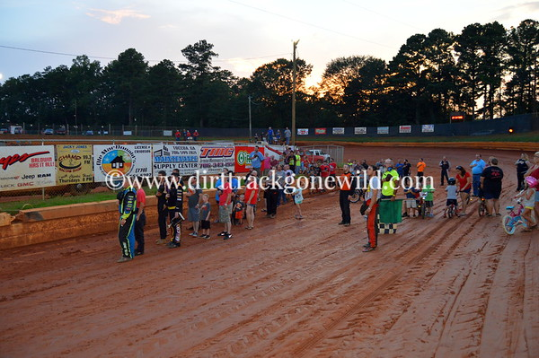 Toccoa Raceway July 22nd 2017