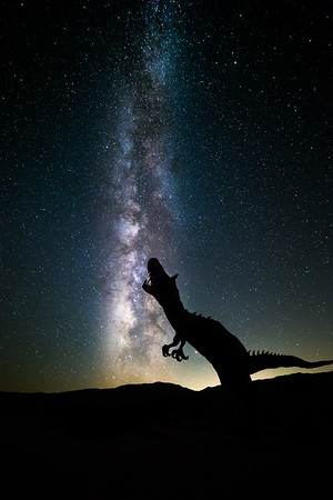 Howl at the Galaxy