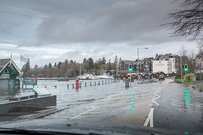 6th Dec-15, Bowness on Windermere, Cumbria.