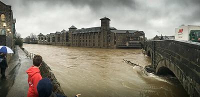 22nd Dec-15, River Kent, Kendal, Cumbria.