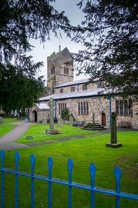 25th Dec-15, St Martin Church, Bowness-on-Windermere