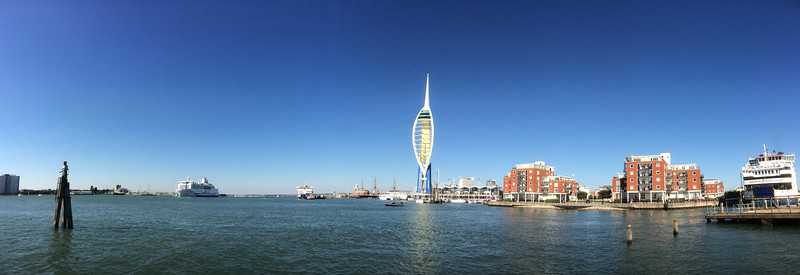 30th Sept-15, Spinnaker Tower, Portsmouth, Hampshire, England