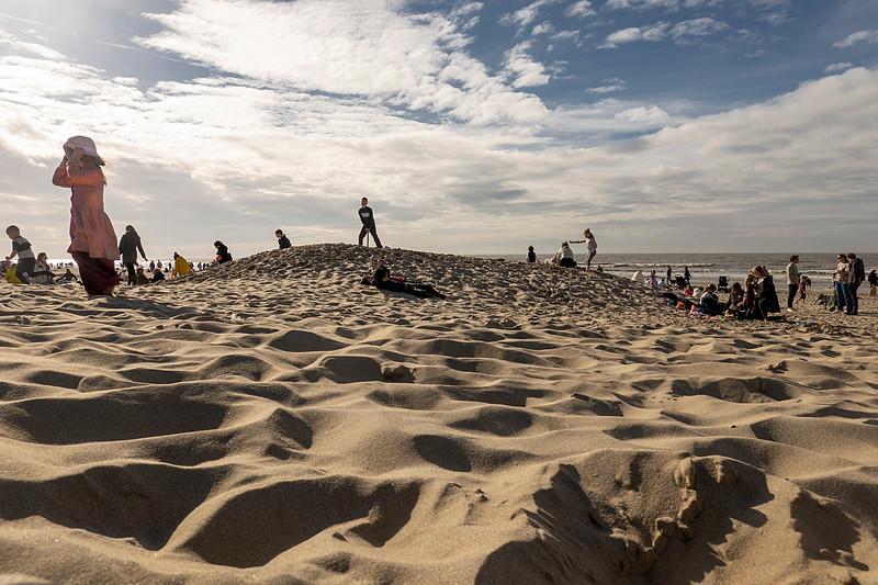 Nederland, Zandvoort, 24-02-2021, foto:Katrien Mulder