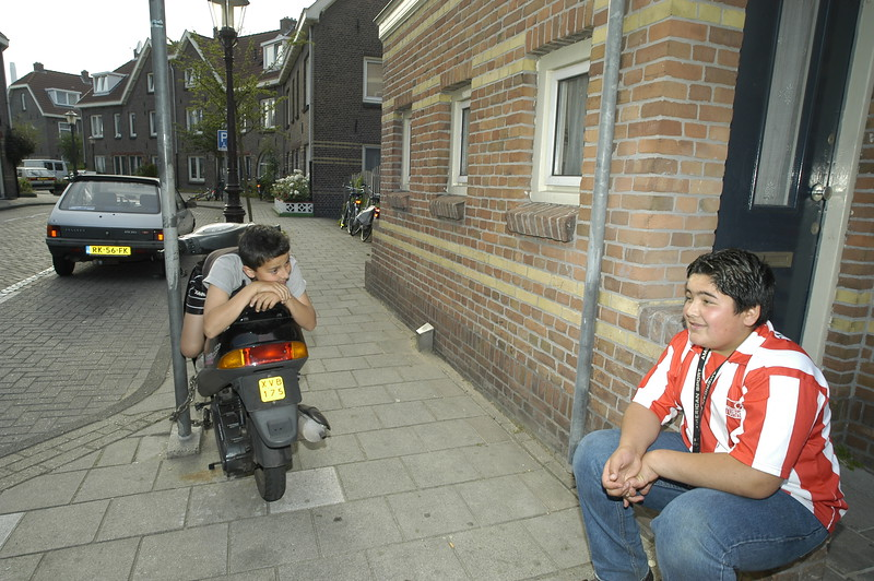 3 juli 2020 upgeload Amsterdam Noord  2003
