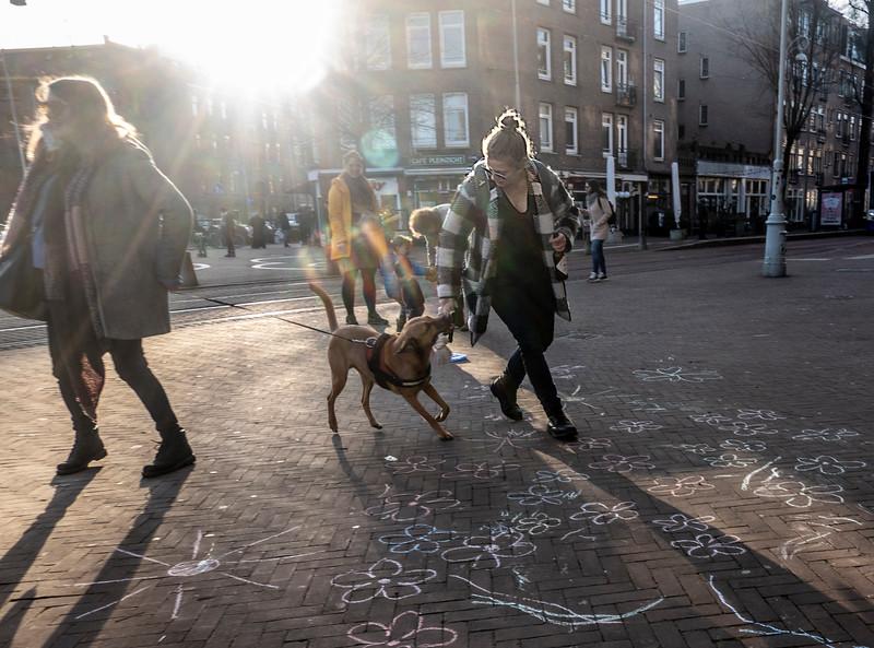 Nederland, Amsterdam, 27-02-2021, foto: Katrien Mulder