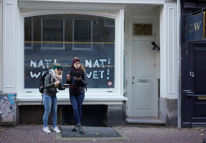 Nederland, Amsterdam, negen straatjes, 17-11-2018, foto: Katrien Mulder