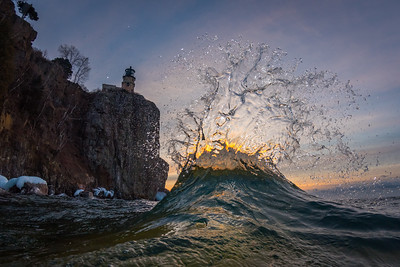 Splish Splash Lighthouse