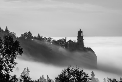 Split Rock Fog