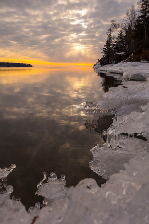 Burlington Bay Thaw