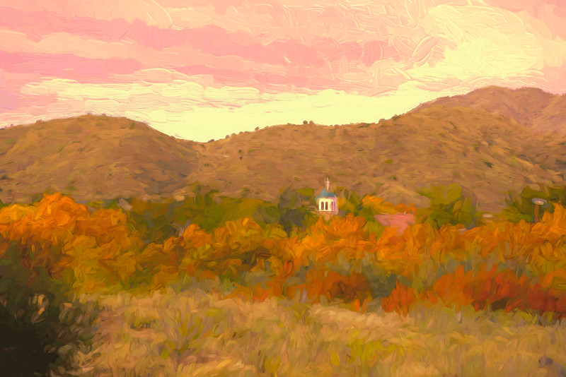 Autumn in Cerrillos