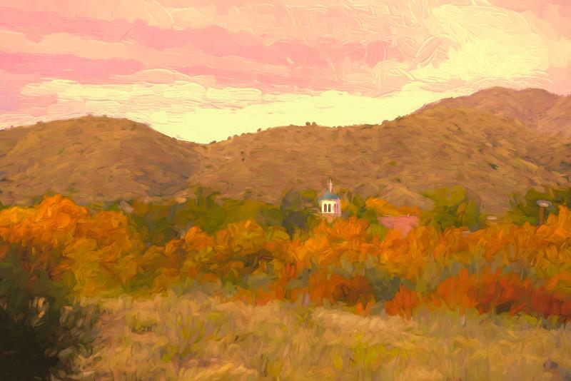 Autumn in Cerrillos