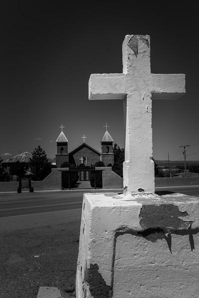 Santa Cruz de Cañada Mission