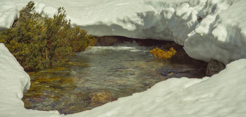 12 de Marzo de 2015 - El nacimiento del rio Manzanares. Madrid