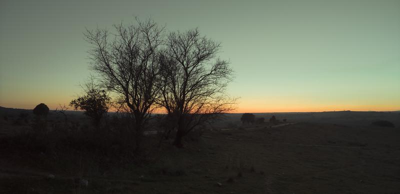 8 de Enero de 2015 - El manto de una sombra. ValdelosHielos. Tres Cantos
