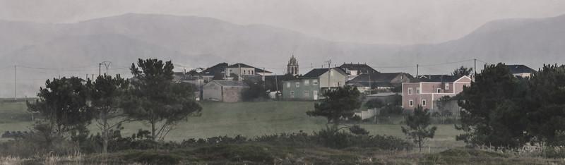Oct 16 2014 - La iglesia de Piñeira. Ribadeo