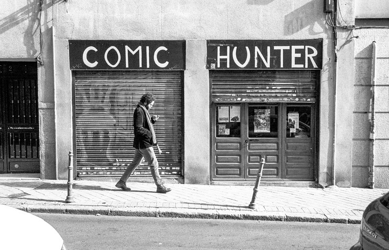 Comic Hunter - El Rasttro - Madid