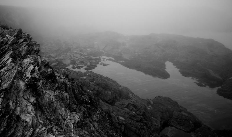 Niebla en Piñeira - Ribadeo