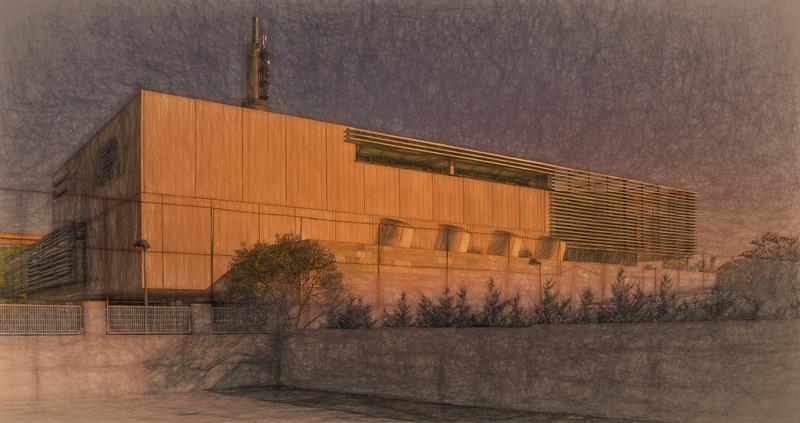 3 de Noviembre de 2014  - Biblioteca Municipal Lope de Vega. Tres Cantos