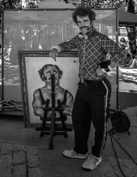 Un artista