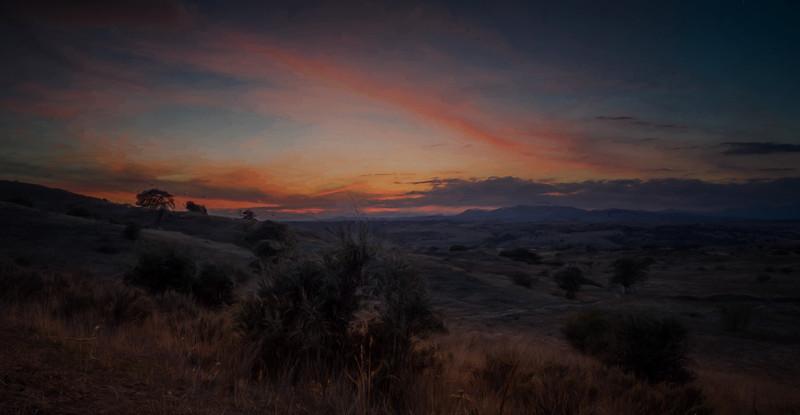 Oct 5 2014 - Camino de Santiago. ValdelosHielos. Tres Cantos