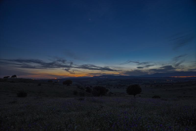 10 de Mayo de 2015 - Venus. ValdelosHielos. Tres Cantos