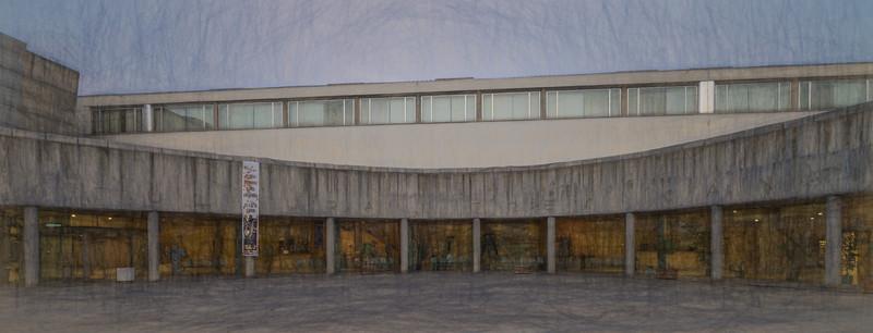 Oct 23 2014 - La Casa de la Cultura. Tres Cantos
