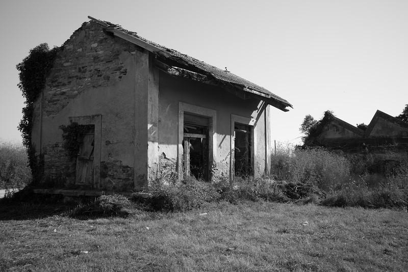 La vieja estación - Ribadeo
