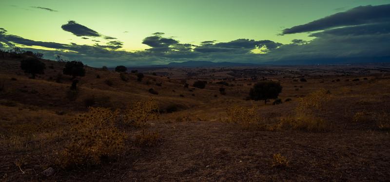 Oct 8 2014 - Caminos. ValdelosHielos. Tres Cantos