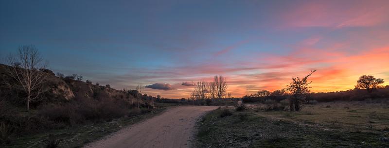 19 de Diciembre de 2014 - Camino al futuro. ValdelosHielos. Tres Cantos