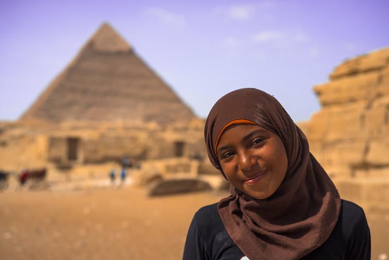 11 de Junio de 2015 - Niña egipcia