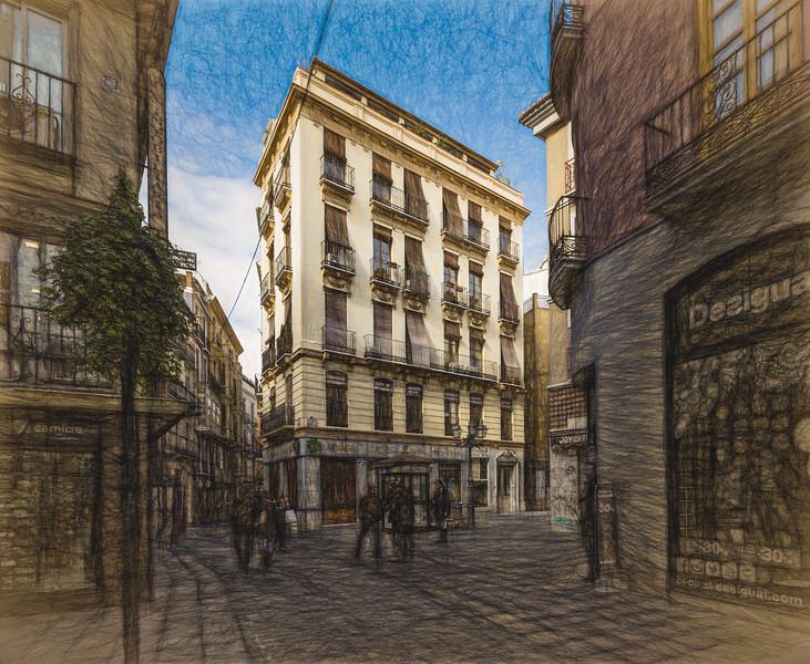 15 de Noviembre de 2014 - Farmacia Gálvez. Granada
